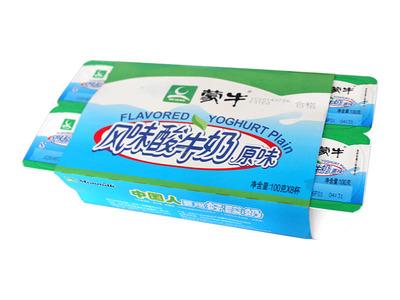 中国 食べるヨーグルト(ネット)