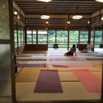 【感謝!】日式庭園夜瑜珈&健康思募昔體驗_日本庭園ヨガ&ヘルシースムージー体験