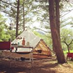【9-11月山梨秋季限定】富士山麓西湖_私人露營+在地深度體驗