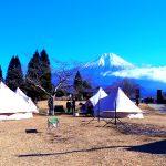 【客製化體驗】富士山早春溫暖露營&在地文化體驗