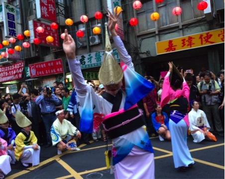 台湾公演2