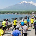 【RUN日和皇居路跑】挑戰人生第一次!富士山山中湖馬拉松~倒數3個月~